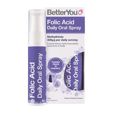 BetterYou Folic Acid Oral Spray