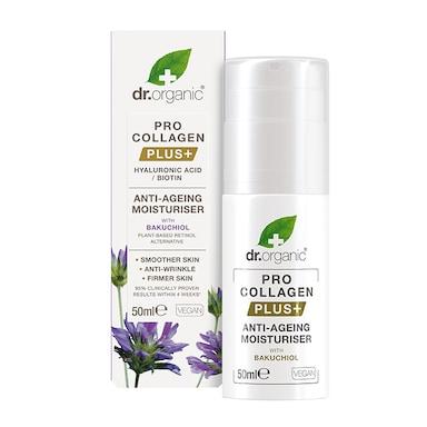 Dr Organic Pro Collagen Plus Bakuchiol Moisturiser