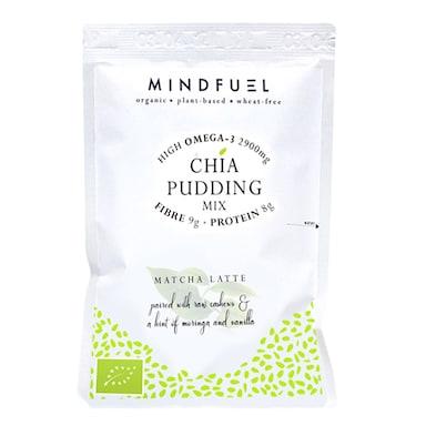 Mindfuel Chia Pudding Mix - Matcha Latte 50g