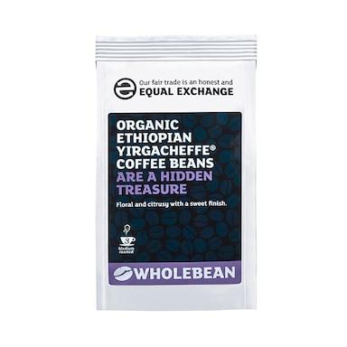 Equal Exchange Ethiopian Yirgacheffe Coffee Beans 227g