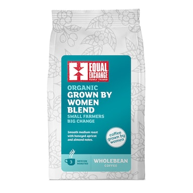 Equal Exchange Roast Ground Womens Coffee 227g
