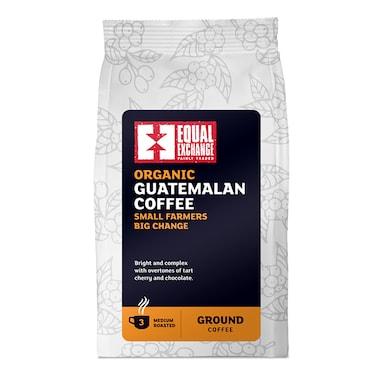 Equal Exchange Roast Ground Guatemalan Coffee 227g