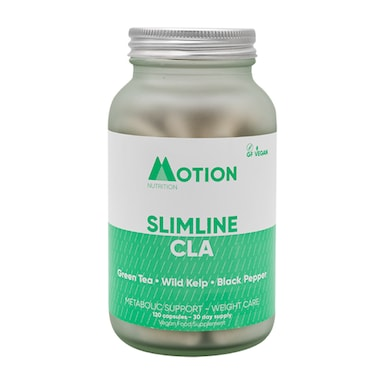Motion Nutrition Slimline CLA 120 Capsules