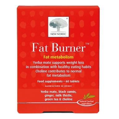 New Nordic Fat Burner 60 Tablets