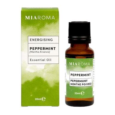 Miaroma Peppermint Pure Essential Oil 20ml