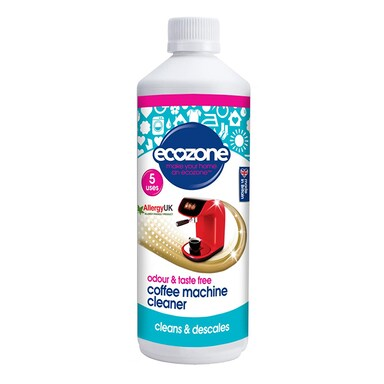 Ecozone Coffee Machine Cleaner & Descaler 500ml