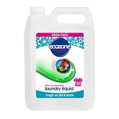 Ecozone Laundry Liquid - Ultra Concentrated Bio 5Ltr