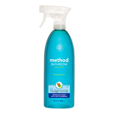 Method Tub & Tile Spray - Eucalyptus Mint 828ml