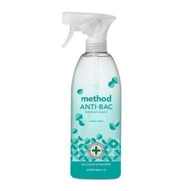 Method Antibac Bathroom Cleaner Water Mint 828ml