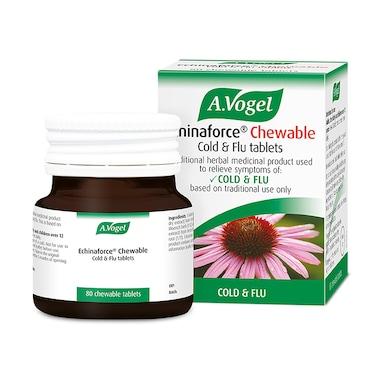 A.Vogel Echinaforce Chewable 80 Tablets