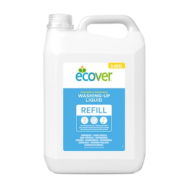 Ecover Washing Up Liquid - Chamomile & Clementine 5Ltr