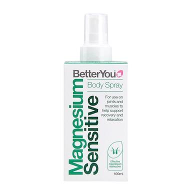 BetterYou Magnesium Oil Sensitive Spray 100ml