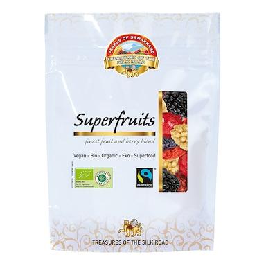 Pearls Of Samarkand Organic Super Fruits 100g