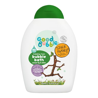 Good Bubble Stick Man Sweet Fig & Elder Bubble Bath