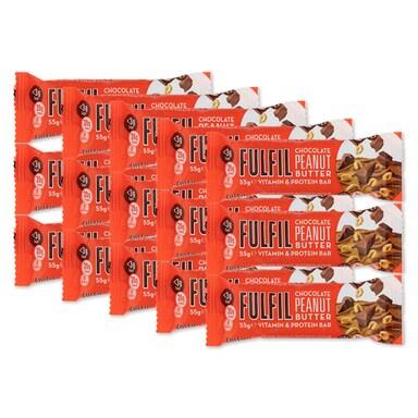 Fulfil Chocolate Peanut Butter 15 x 55g