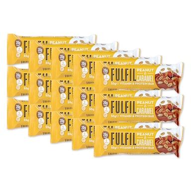 Fulfil Peanut & Caramel 15 x 55g