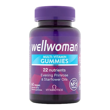 Vitabiotics Wellwoman 30 Gummies