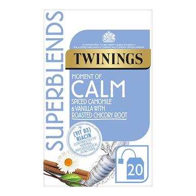Twinings Superblends Calm 20 Tea Bags
