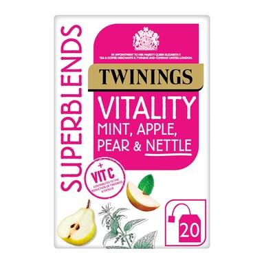Twinings Superblends Vitality 20 Tea Bags