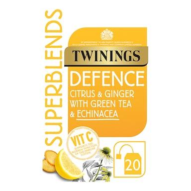 Twinings Superblends Defence 20 Tea Bags