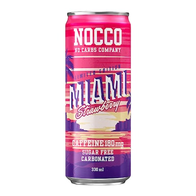 Nocco BCAA Miami 330ml