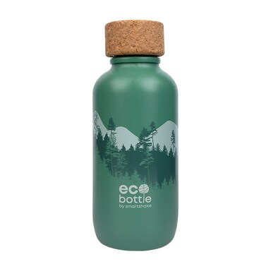 SmartShake EcoBottle Forest 650ml