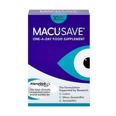 Macu-SAVE One a Day Eye Health 30 Capsules