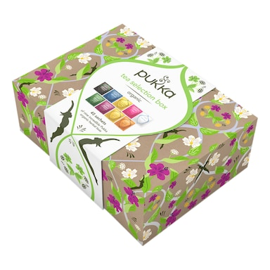 Pukka Selection Box 45 Bags
