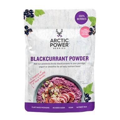 Arctic Power Berries 100% Blackcurrant Powder 70g