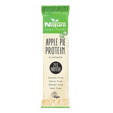 Creative Nature Apple Pie High Protein Cold Press Bar 40g