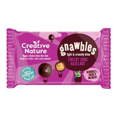 Creative Nature Cheeky Choc HazelNOT Gnawbles 30g