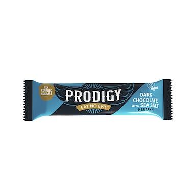 Prodigy Dark Chocolate with Sea Salt Bar 35g