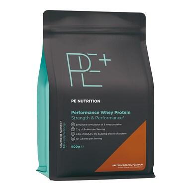 PE Nutrition Performance Whey Salted Caramel 900g