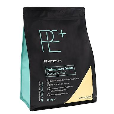 PE Nutrition Performance Gainer Vanilla 2400g