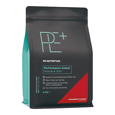 PE Nutrition Performance Gainer Strawberry 6000g