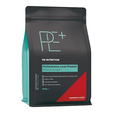PE Nutrition Performance Lean Strawberry 900g