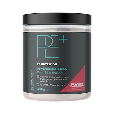 PE Nutrition Performance BCAA Powder Strawberry & Watermelon 300g
