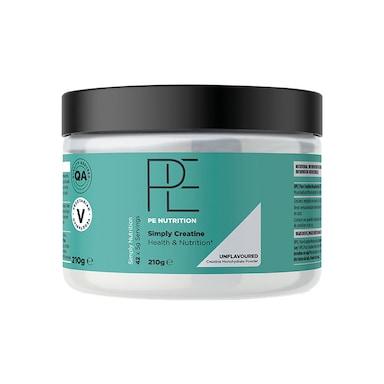 PE Nutrition Simply Creatine Powder 210g