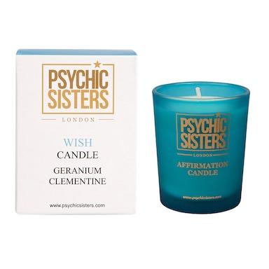 Psychic Sisters Wish Mini Candle