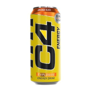 Cellucor C4 Energy Carbonated Orange Slice 500ml