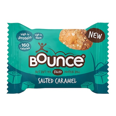 Bounce Salted Caramel Filled Protein Ball 35g