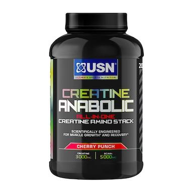USN Creatine Anabolic Cherry Punch 900g