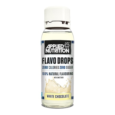 Applied Nutrition Flavo Drops White Chocolate 38ml