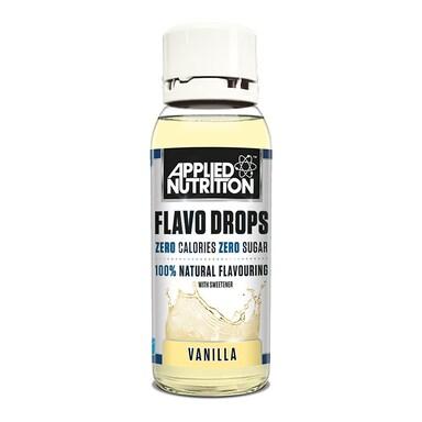Applied Nutrition Flavo Drops Vanilla 38ml
