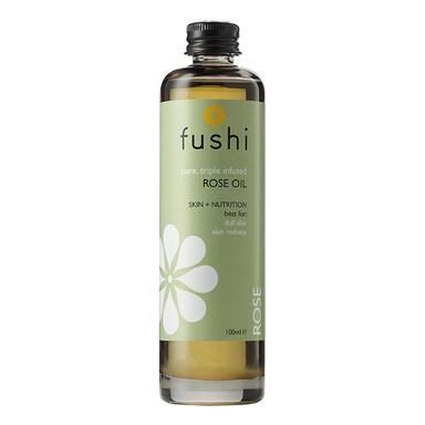 Fushi Pure Triple infused Rose Oil 100ml
