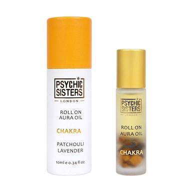 Psychic Sisters Chakra Roll On Aura Oil 10ml