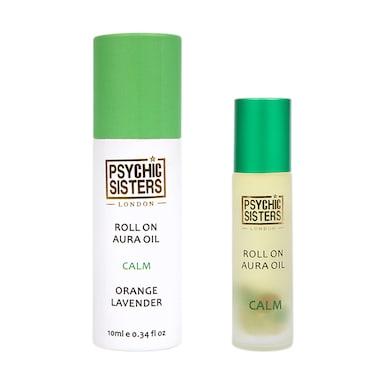 Psychic Sisters Calm Roll On Aura Oil 10ml