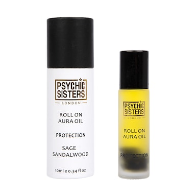 Psychic Sisters Protection Roll On Aura Oil 10ml