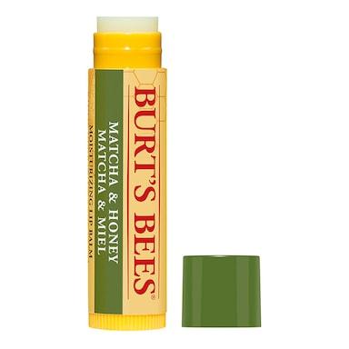 Burt's Bees Moisturising Lip Balm, Matcha & Honey with Green Tea Extract 4.25g