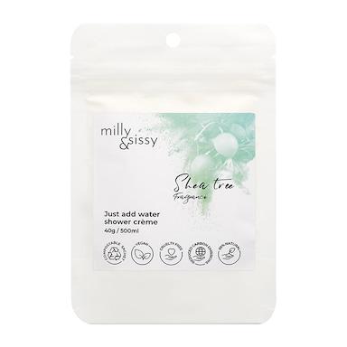 milly&sissy Zero Waste Shea Tree Shower Crème 500ml